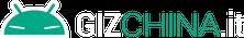 GizChina.it - A rede número 1 na Itália no logotipo chinês de tecnologia e smartphones
