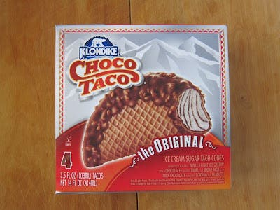 Klondike - Original Choco Tacos