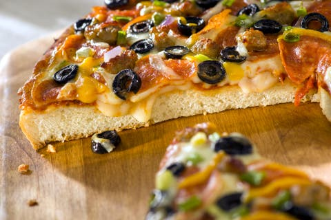 News Papa Murphy S New Bake At Home Pan Pizza Brand Eating