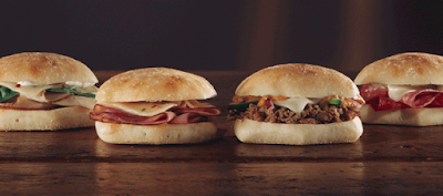 Subway Rolls Out New Sliders | Brand Eating