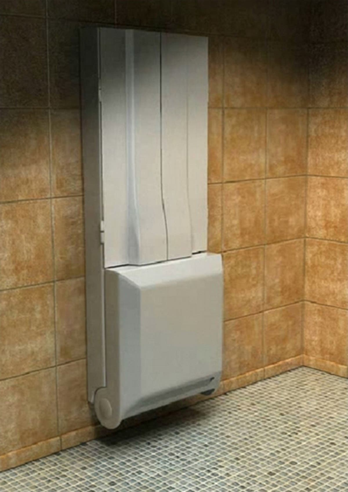 Folding Shower For Small Es