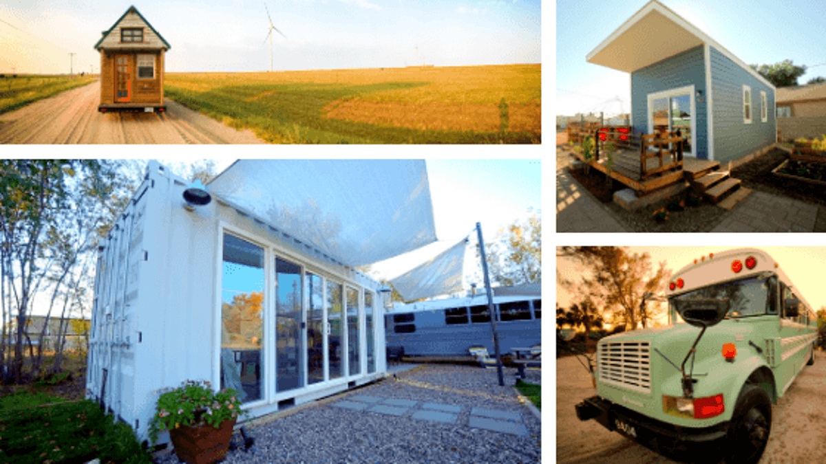 What Style Of Small Or Tiny Home Is Right For You Tiny House Blog