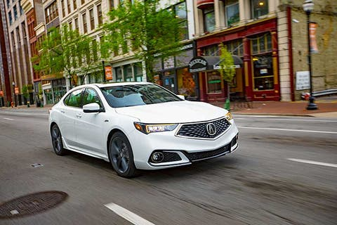 Road Tested 2018 Acura Tlx A More