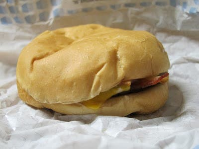 Review: Jack in the Box - Jr. Bacon