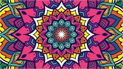 Mandala Nin 5 Faydasi Aklinizi Kesfedin