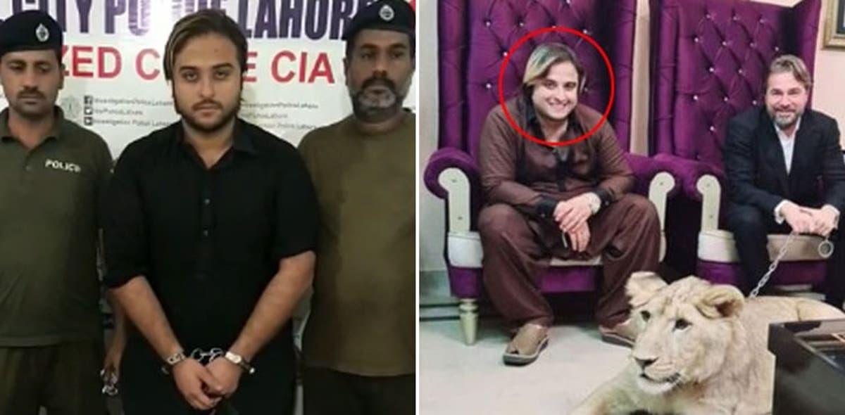 TikToker Kashif Zameer who defrauded Ertugrul star arrested again