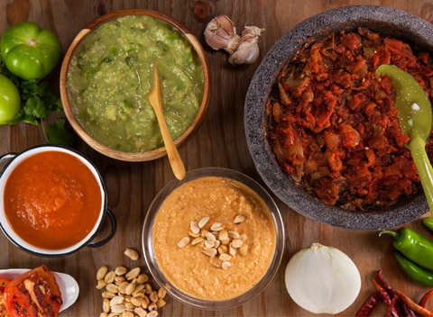 Mexican Sauces: 13 Must-Try Varieties To Savor