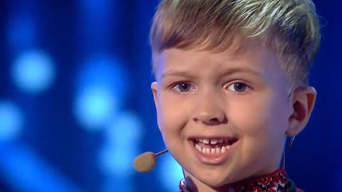 Video A Topit Inimile De La Romanii Au Talent Un Băiețel De 4 Ani De La Chișinău A Recitat O Poezie Patriotică Social Unimedia