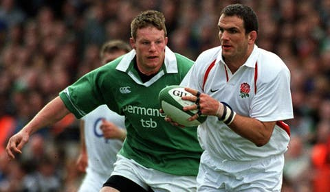 Why Martin Johnson Was Right In 2003 And Best Needs To Set Similar Tone Extra Ie