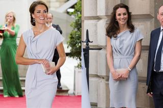 Kate Middleton: 5 vezes que a Duquesa de Cambridge repetiu roupa