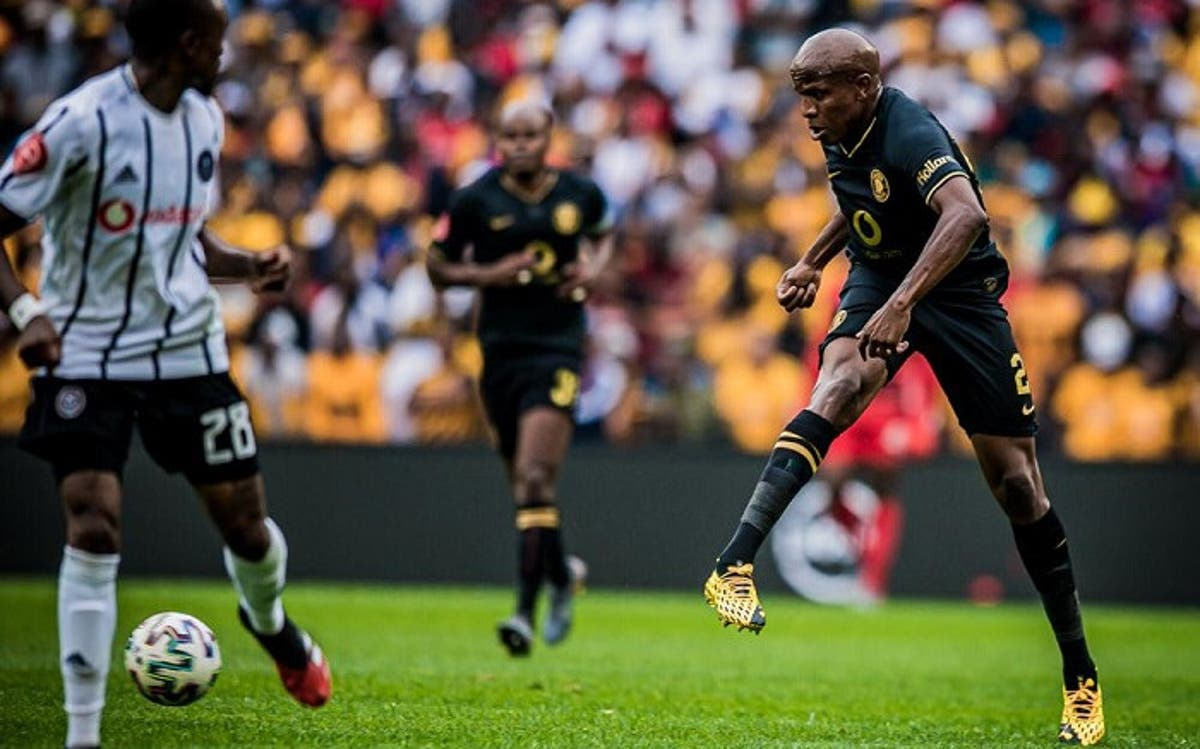 Kaizer Chiefs Beat Orlando Pirates To Move Seven Points Clear