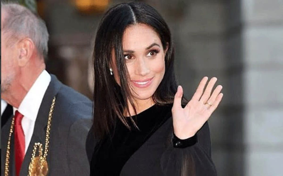 duchess of sussex meghan markle is pregnant kensington palace says duchess of sussex meghan markle is