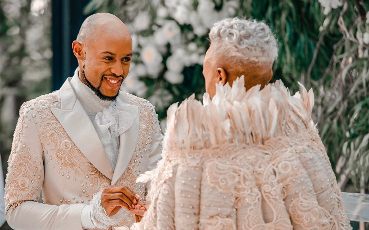 Somizi supports polygamy, wants four more husbands