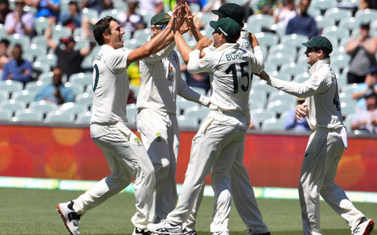 India Slump To Lowest Ever Score As Australia Clinch First Test
