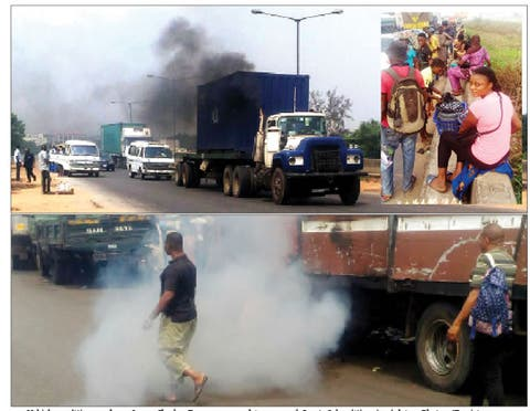 Dirty fuels in vehicles put millions of Nigerians in danger ...
