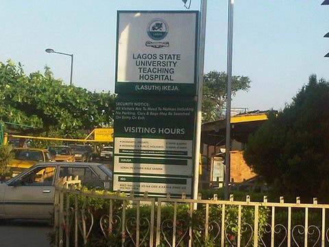 Image result for Lagos State University Teaching Hospital