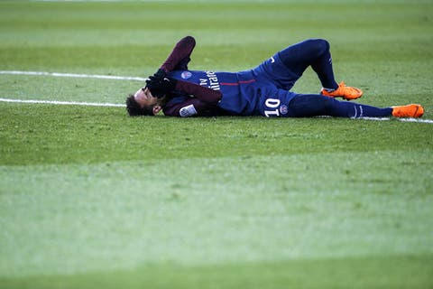 PSG star Neymar injured, may not be available against Real Madrid clash