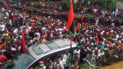 Biafra: IPOB plans referendum, prints ballot papers