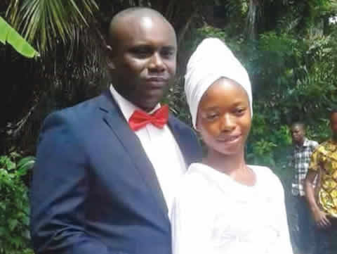Family rejects 17-year -old daughter's marriage, faults officiating pastor