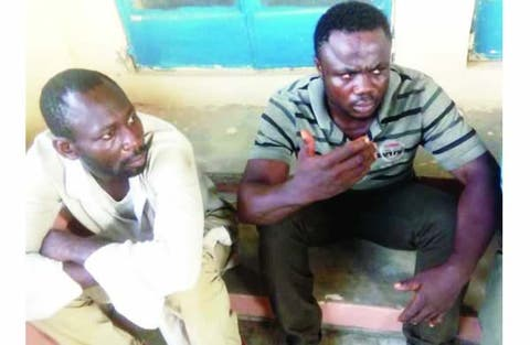 I snatch motorcycles because people no longer build houses – Bricklayer