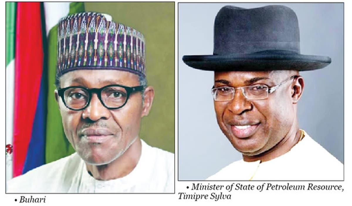 Buhari, Sylva, NNPC boss meet over Middle East tension – Punch ...