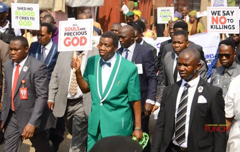 Adeboye endorses #EndSARS protests – Punch Newspapers
