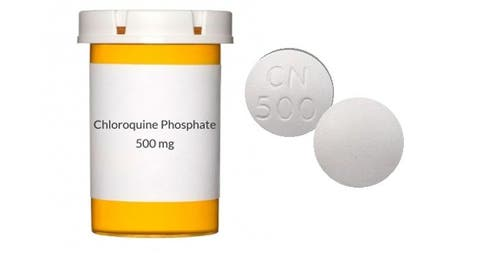Resochin® Tabletten 250 mg Filmtabletten