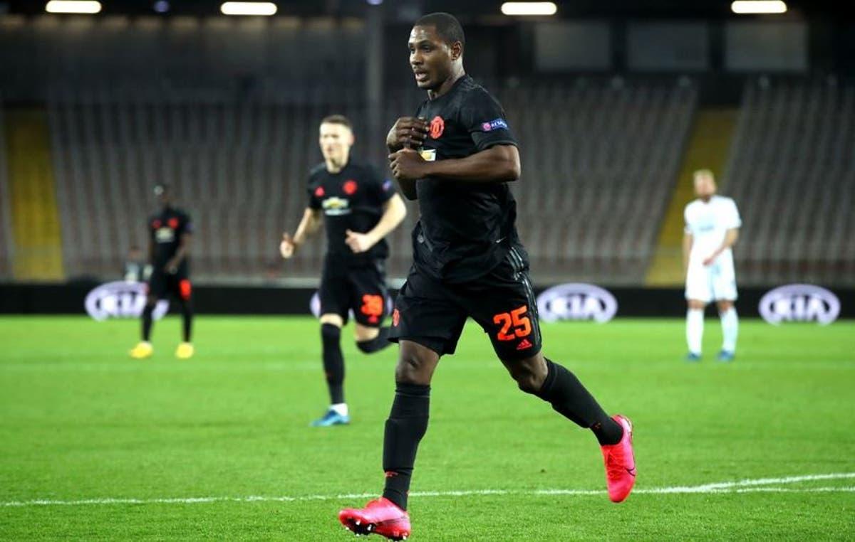 Europa Ighalo Scores As Manchester United Thrash LASK 5 0