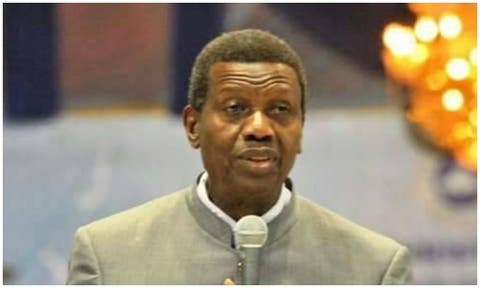 Bad governance: RCCG to go on 30-day fasting, prayer for Nigeria