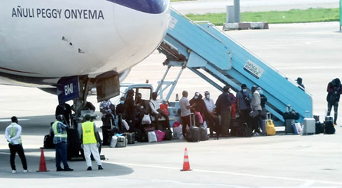 268 Nigerians arrive in Abuja from China – Punch Newspapers