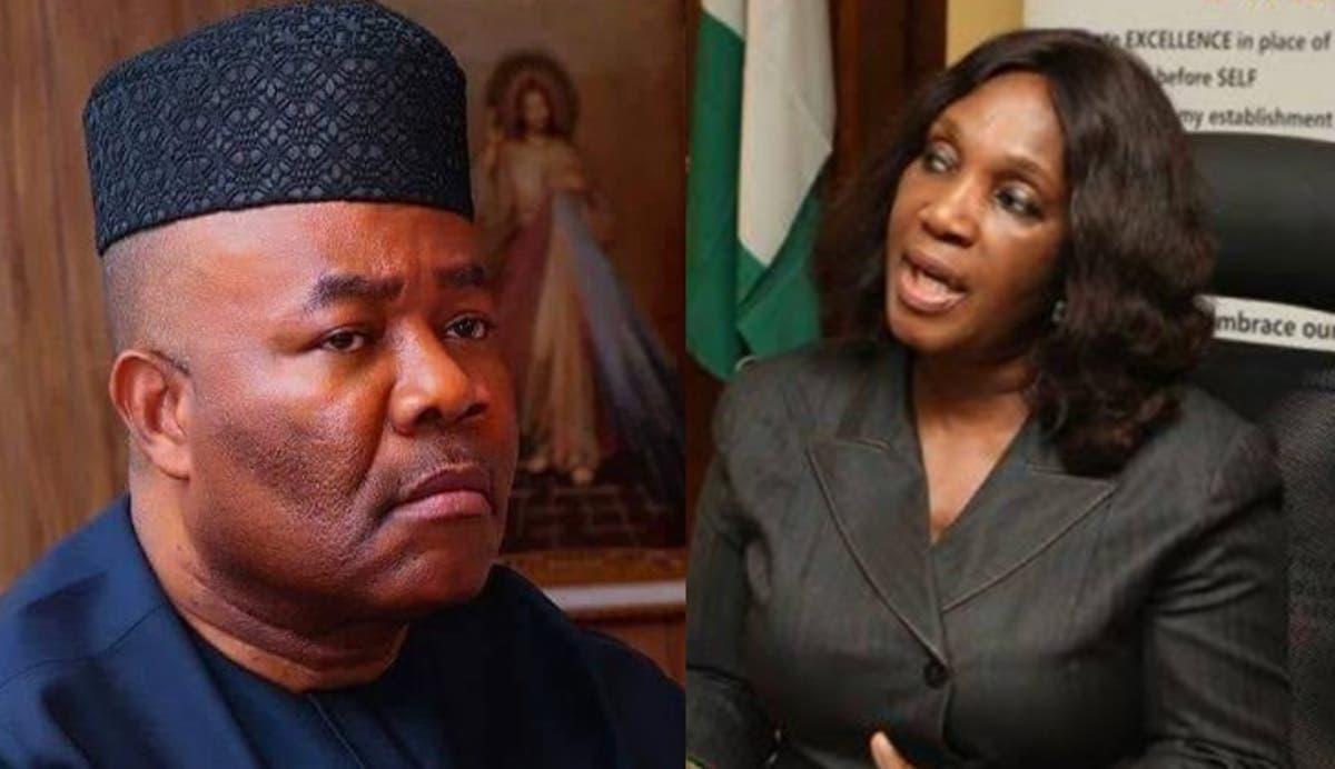Akpabio hijacked NDDC forensic audit ordered by Buhari – Ex-MD ...