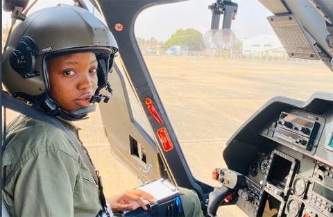 I spoke with Arotile few hours before her death, says father of late female pilot