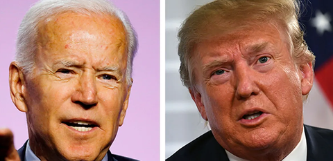 US election: Biden leads with 75 votes