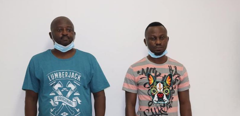 Police arrest two Nigerians for €14m COVID-19 contract scam – Punch  Newspapers