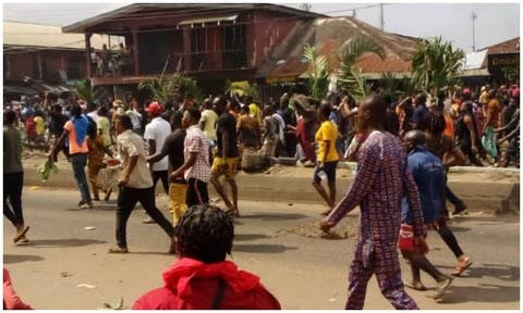 #EndSARS protests: Ondo APC urges youths to embrace peace