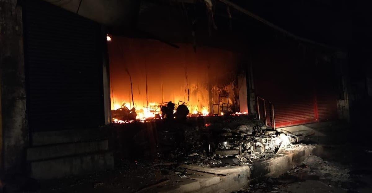 Image result for new delhi riots mosque