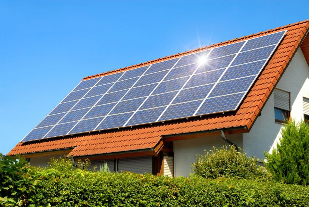 Saving Green With Rooftop Solar Panels