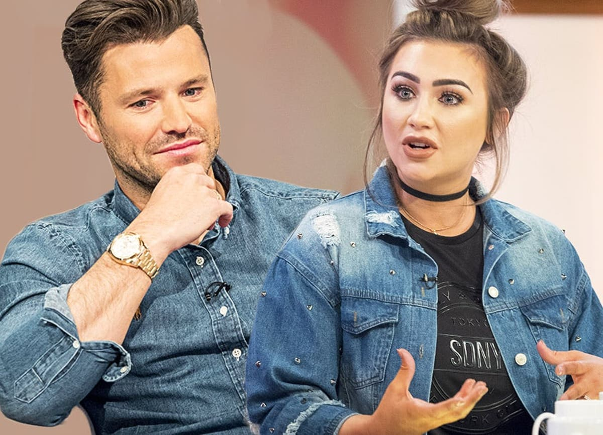 Lauren Goodger Makes Explosive Two Timing Claims Against Mark Wright