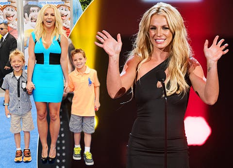 Britney Spears Sons Won T Inherit Her Fortune Until They Re This Age