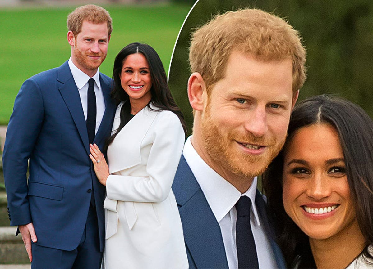 prince harry and meghan markle s wedding date is really unlucky prince harry and meghan markle s
