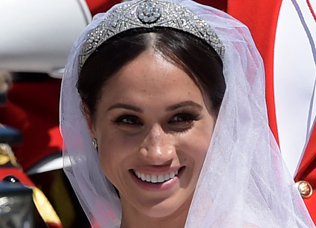 Download Meghan Markle Wedding Makeup