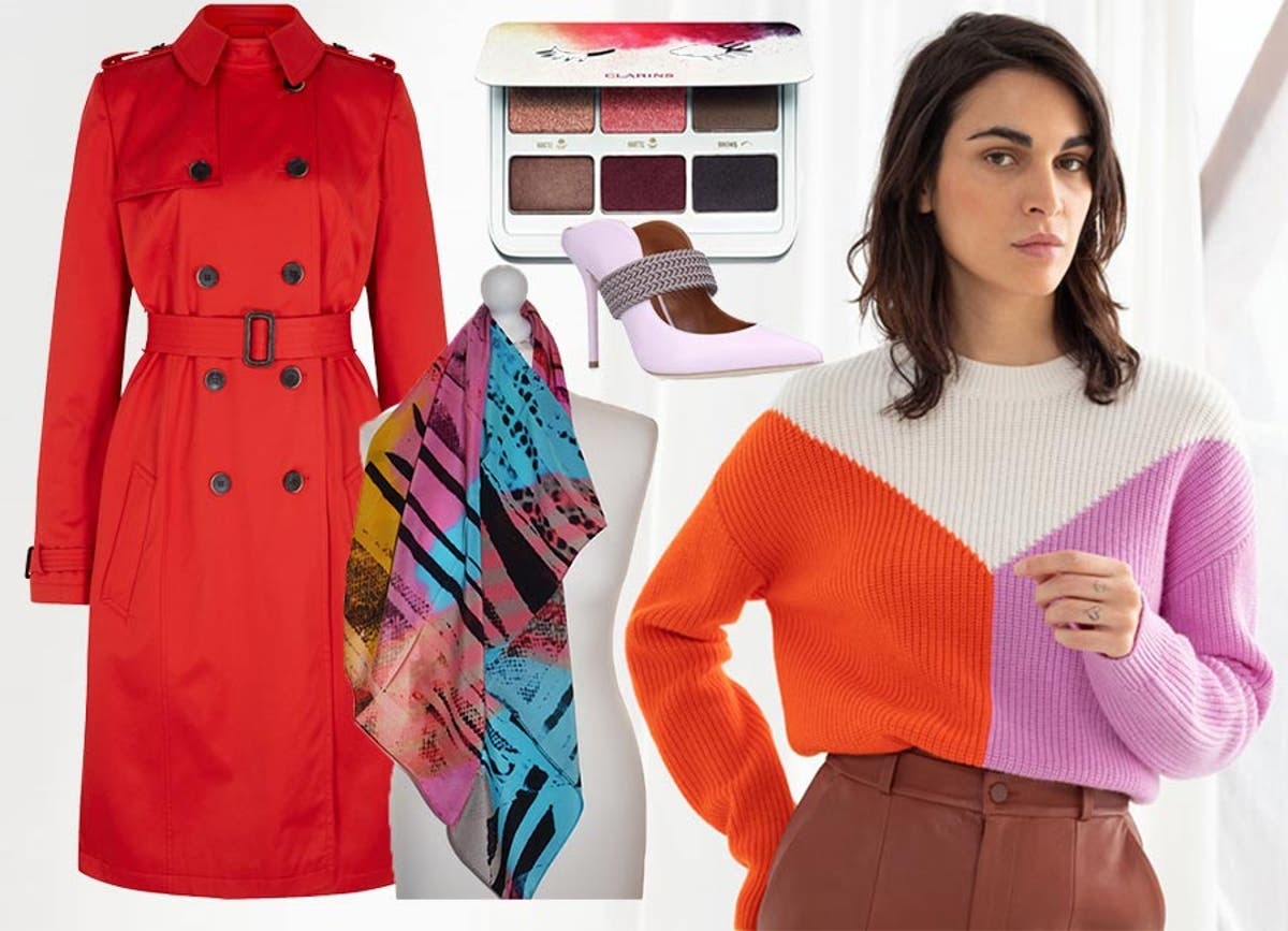 Lust List Win A Stunning Scarf From Irish Designer Claire O Connor