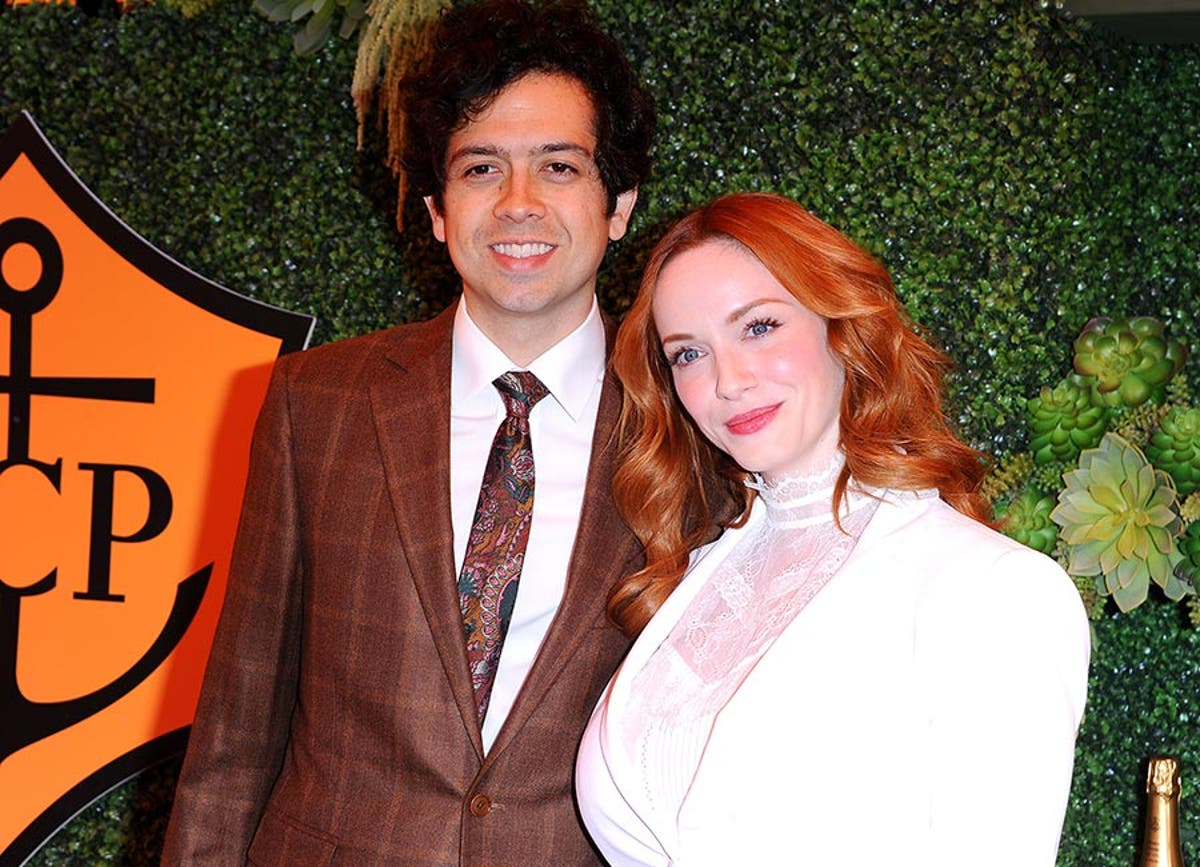 Christina Hendricks Has Called It Quits With Husband Geoffrey Arend