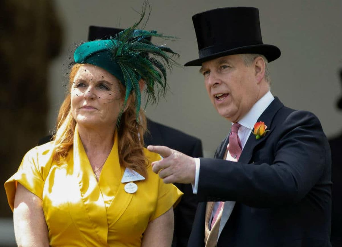 Prince Andrew And Sarah Ferguson Sued Over Unpaid Bills On Chalet