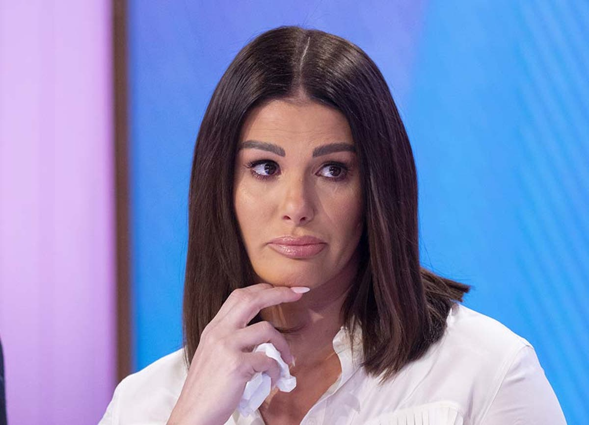 Rebekah Vardy Shares Powerful Post About Suffering Sexual Abuse