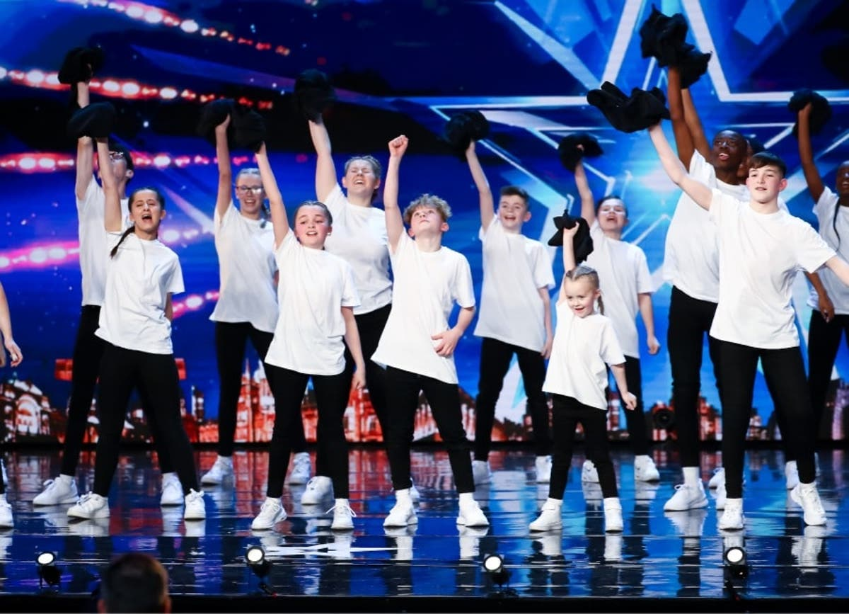 Britain S Got Talent Viewers Wowed By Dublin Dance Troupe