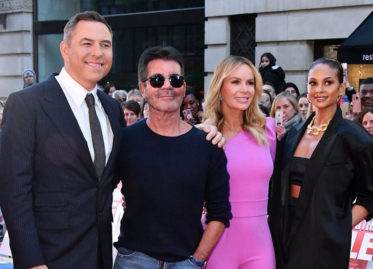 Simon Cowell To Be Replaced On Britain S Got Talent Finals After Crash