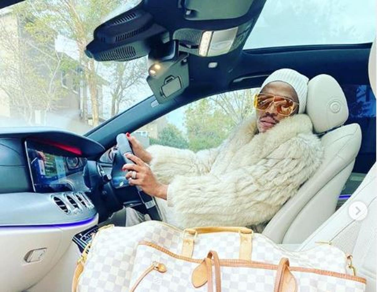 Somizi Net Worth Revealed As He Shows Off His Five Million Rand Car