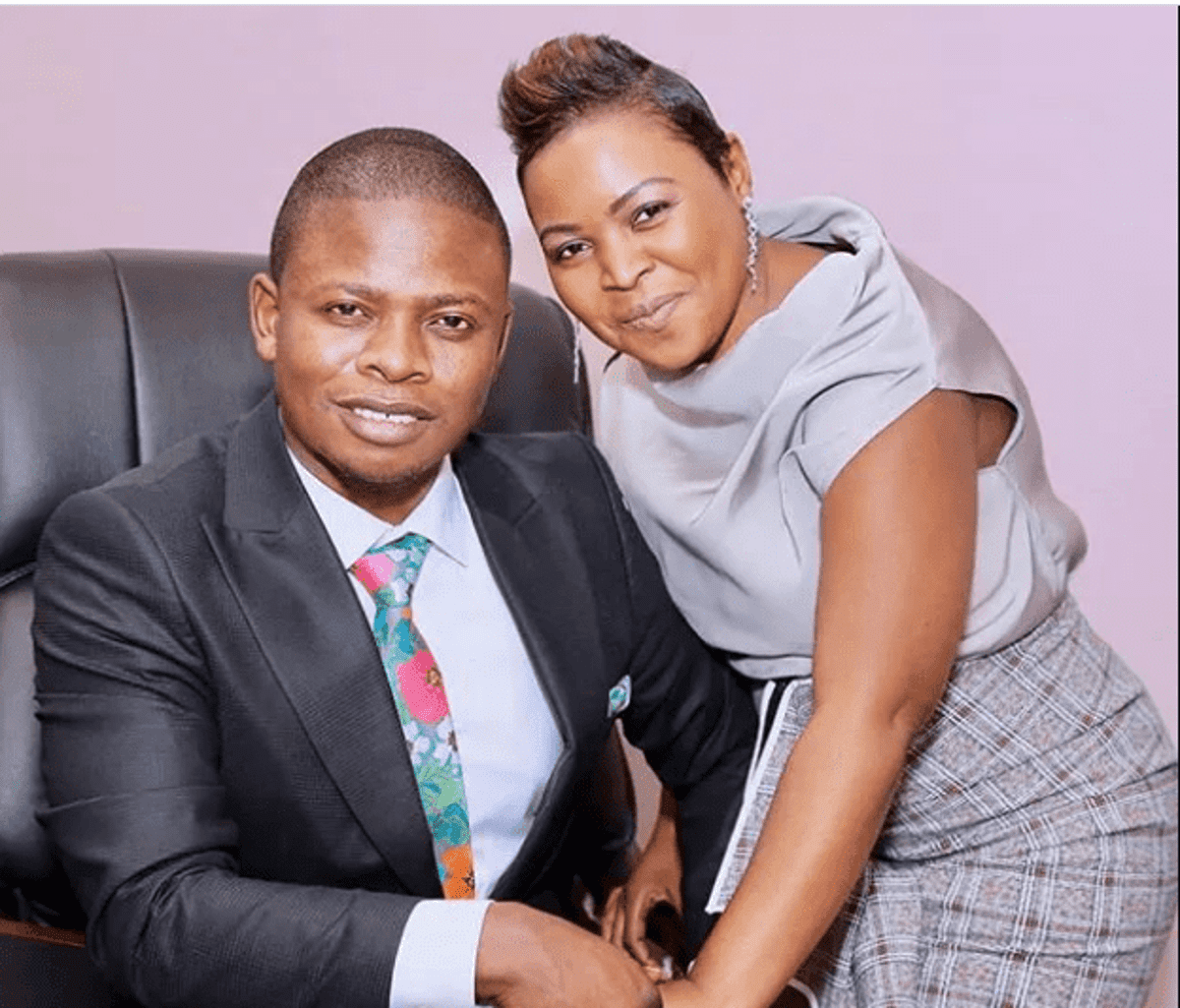 Shepard Bushiri And His Wife Arrested