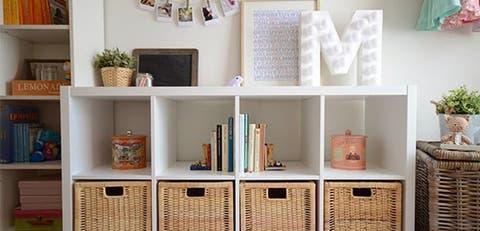 La Estanteria Kallax De Ikea Y Mil Formas De Usarla Mi Decoracion